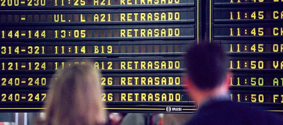 reclamar retraso avion